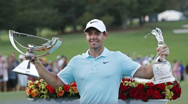Rory McIlroy won an insane amount of money for two competition victories in one day