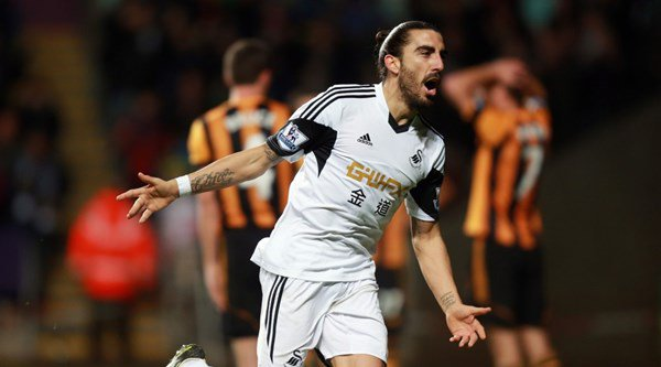 Chico Flores won Twitter with a couple of outrageous tweets at Sam Allardyce's expense