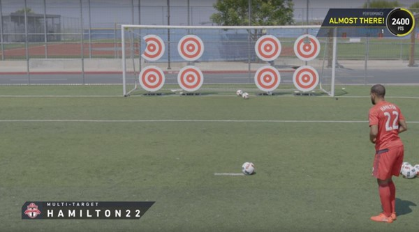 The coolest videos of the week are undoubtedly these Fifa 17 real-life skills games
