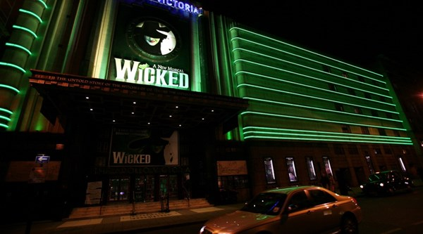 'It's part of the London landscape': Wicked producer hails West End show's 10th anniversary