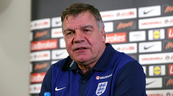 Six quotes from Sam Allardyce during his short reign as England manager