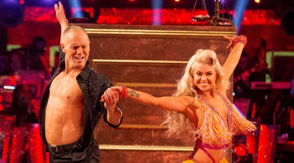 Judge Rinder to keep shirt buttoned up for second Strictly stint, but what dance will he perform?