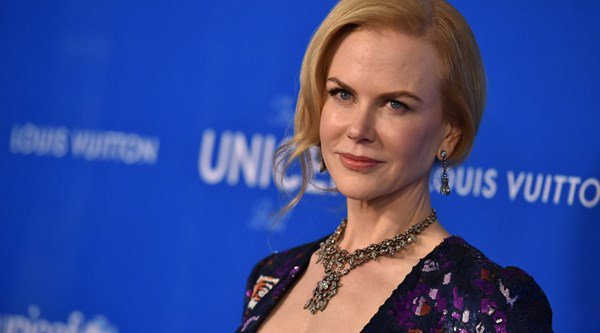 Nicole Kidman can't believe how young she was when she married Tom Cruise