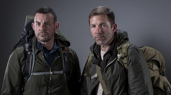 Hunted: The fugitives made some big mistakes but viewers reckon going for a curry while on the run probably tops it