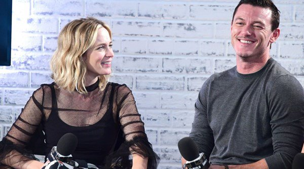 Emily Blunt and Luke Evans were not among the Girl On The Train fandom