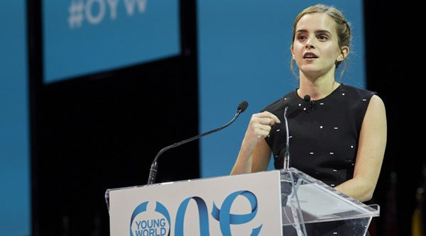 Emma Watson says she's found her 'tribe' – and hopes that you do too