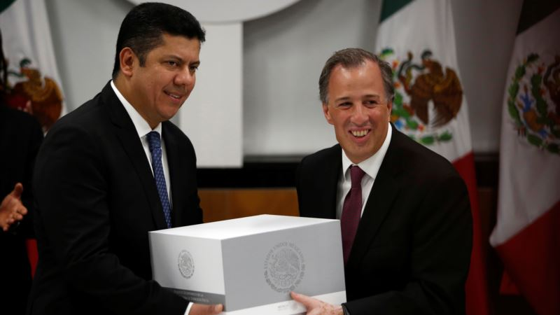 Spending Cuts First Test for Mexico's New Finance Minister