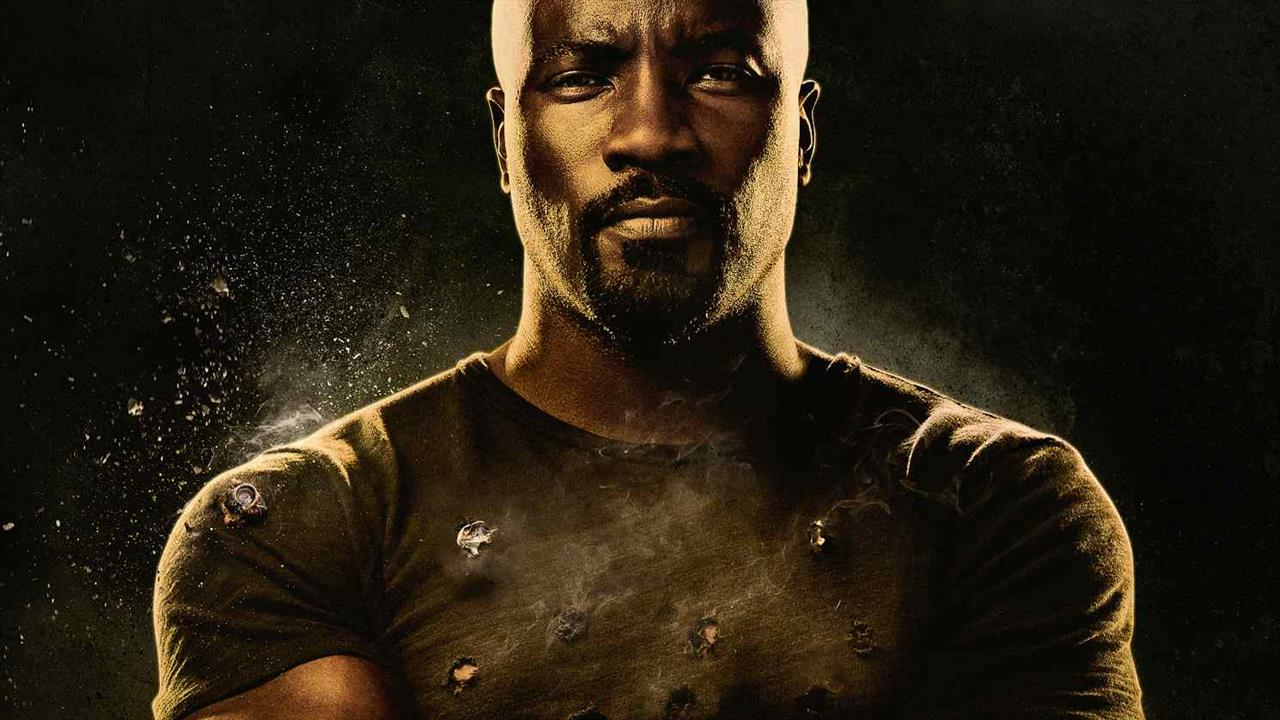 Luke Cage video- welcome to the Streets