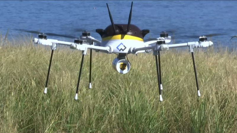 UPS Testing Drones for Its Package Delivery System
