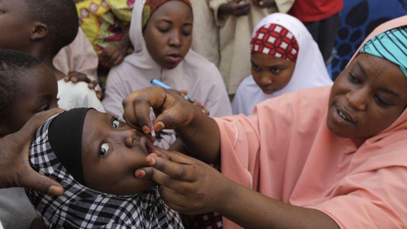 Nigeria's 3rd Polio Case Reportedly Confirmed