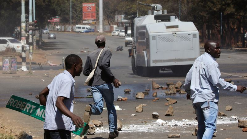 Slowing Zimbabwe Economy Points to More Anti-government Anger