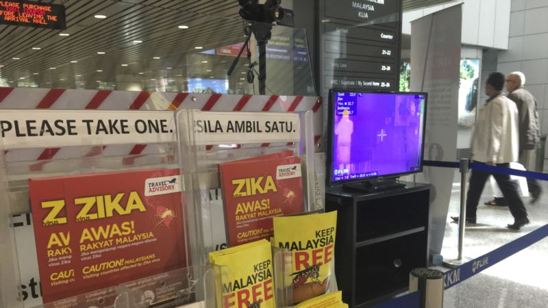 Expectant Mother in Malaysia Diagnosed with Zika