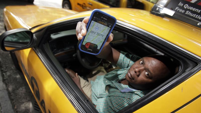Traditional Taxis Getting a Tech Makeover