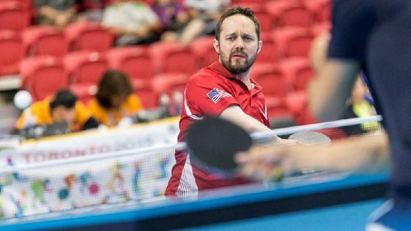 Table Tennis Gave Once-homeless Teen a Path to Paralympics