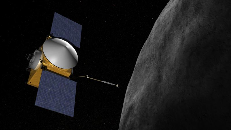 Asteroid Probe May Find Clues to Origins of Life on Earth, NASA Says