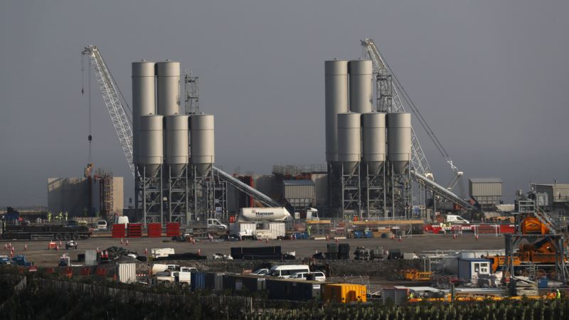 British Project May Clear Way for China's Nuclear Exports to the West