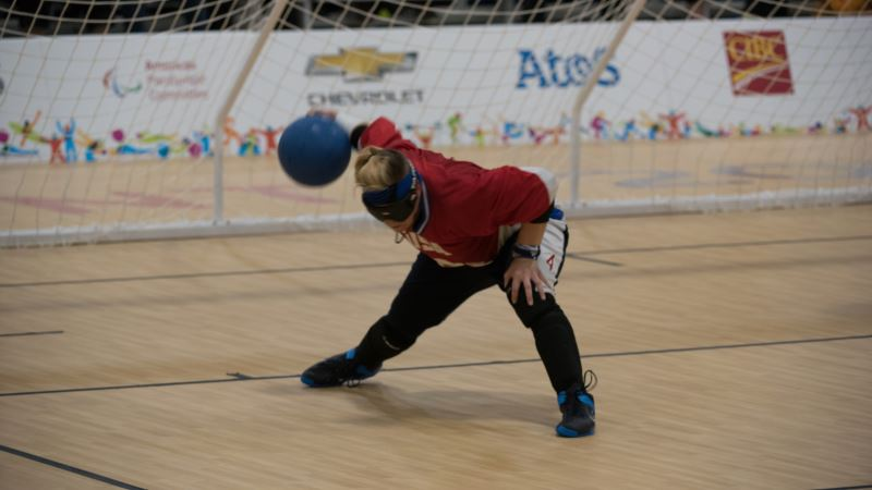 US Women Prepare to Defend Goalball Title at Rio Paralympics