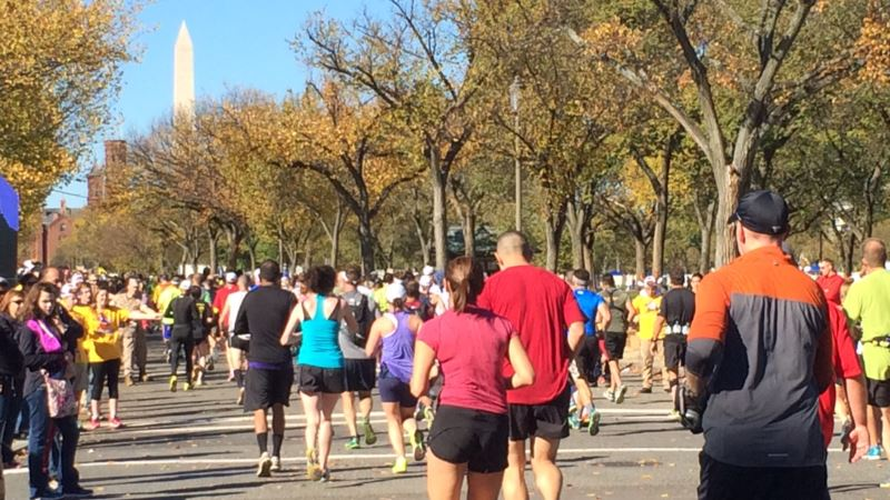 DC Rail System Maintenance to Affect Marine Corps Marathon Runners