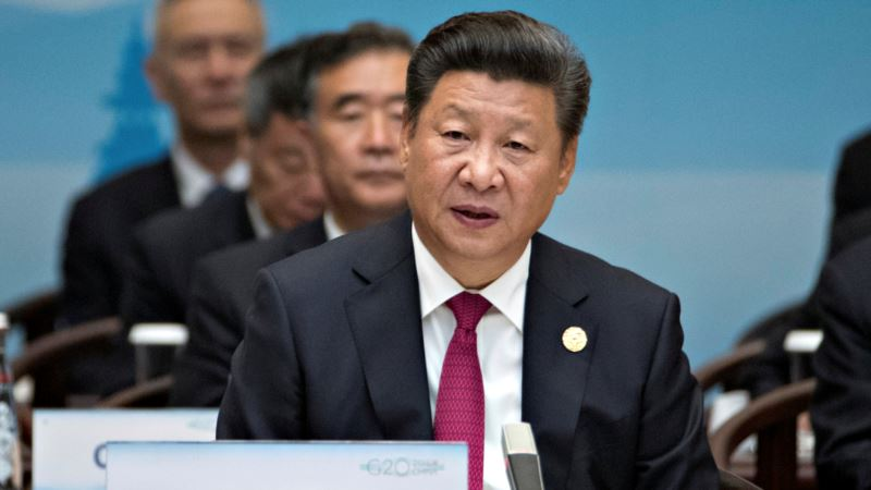 China's Xi Somber about World Economy at G-20, Warns Against Protectionism