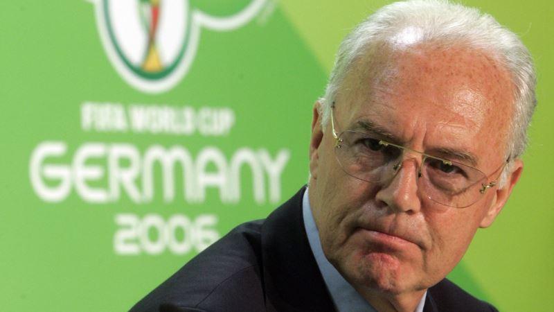 Soccer's Beckenbauer Undergoes Heart Surgery