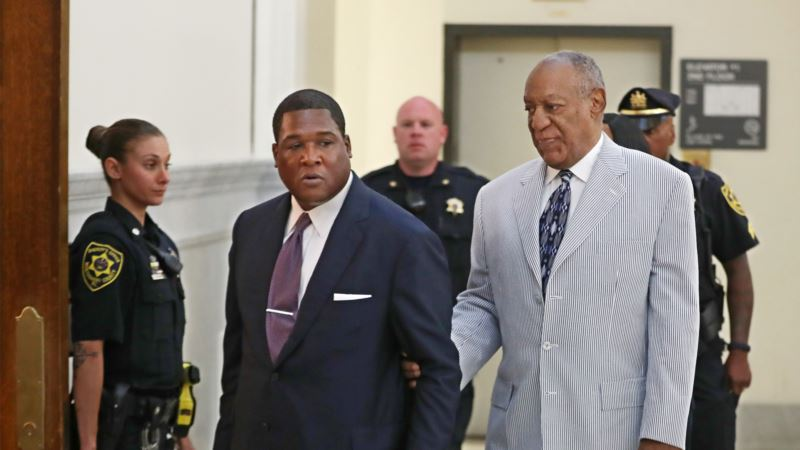 Judge Sets June 5, 2017, as Trial Date for Cosby