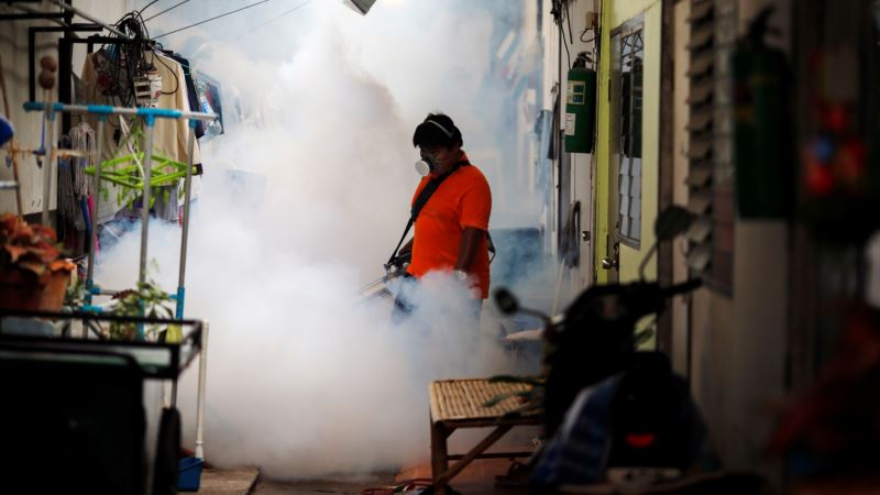 Health Ministry: About 200 Zika Cases Recorded in Thailand