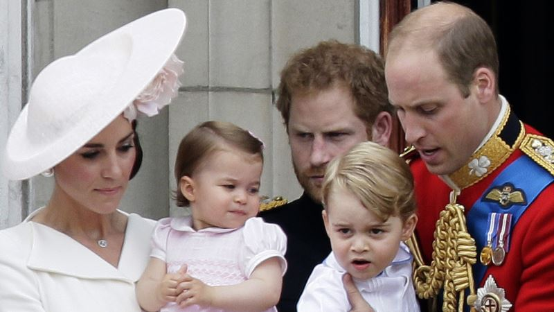 Prince William, Kate to Bring Their Children on Canada Trip