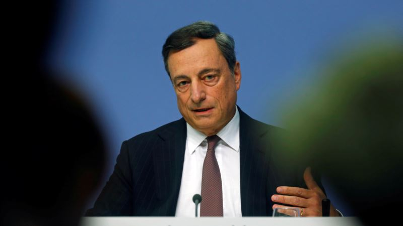 To Go Forward, Europe Must Lift up its Left-behind, ECB's Draghi Says