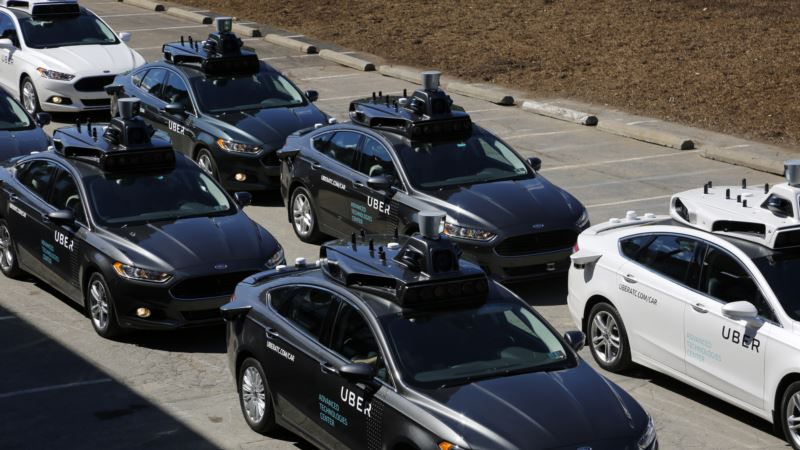 Uber Gives Riders a Preview of Driverless Future