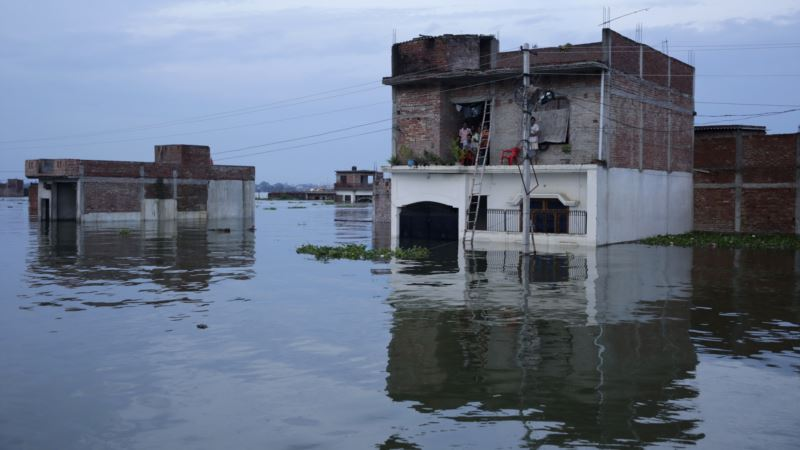 India's Most Flood-prone State Aided by New Satellite Mapping