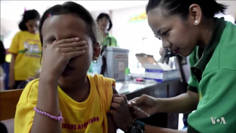 Scientists: Lack of Confidence in Vaccines Could Lead to Outbreaks