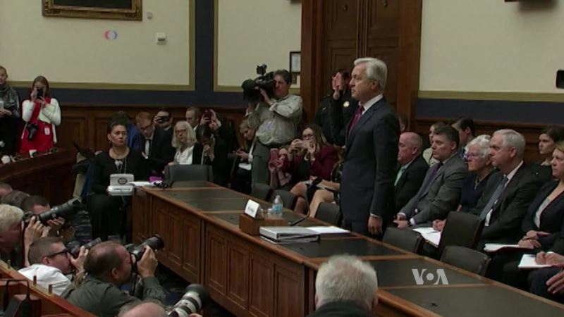 US Lawmaker: Wells Fargo Misdeeds Give All Banks a Black Eye