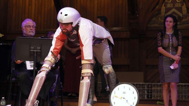 'Goat Man' Among 2016 Ig Nobel Winners