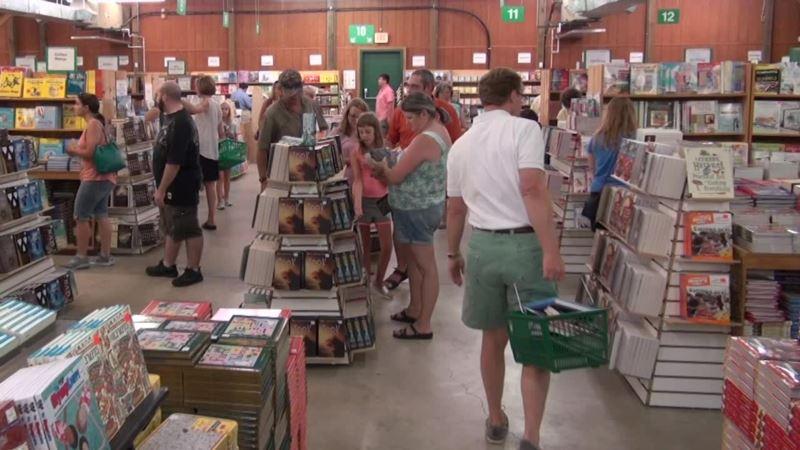 Book Store in a Tiny Rural Town Enjoys Mega Success