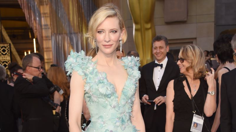 Blanchett, Other Movie Stars Spotlight Plight of Refugees