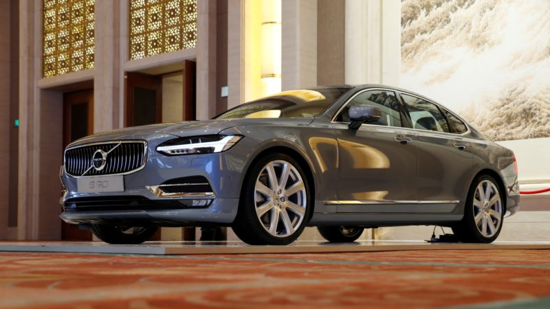 Volvo, Autoliv Will Jointly Develop Autonomous Driving Software