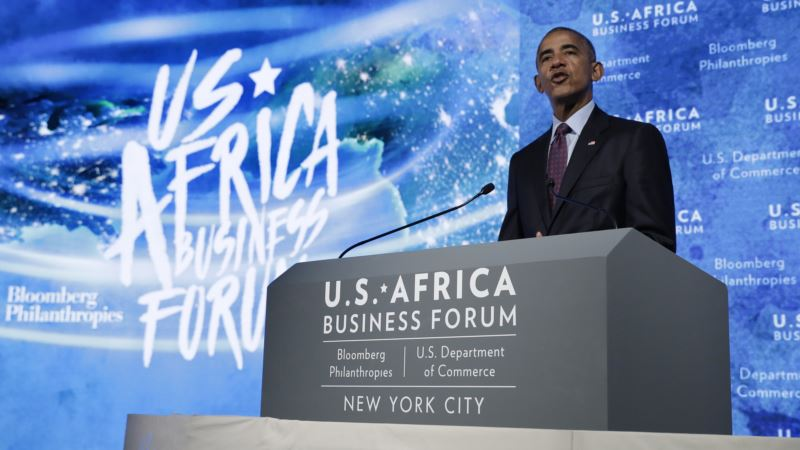 Obama: Africa Wants Trade, Not Aid