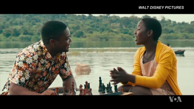 'Queen of Katwe' — From the Slums to the Olympics