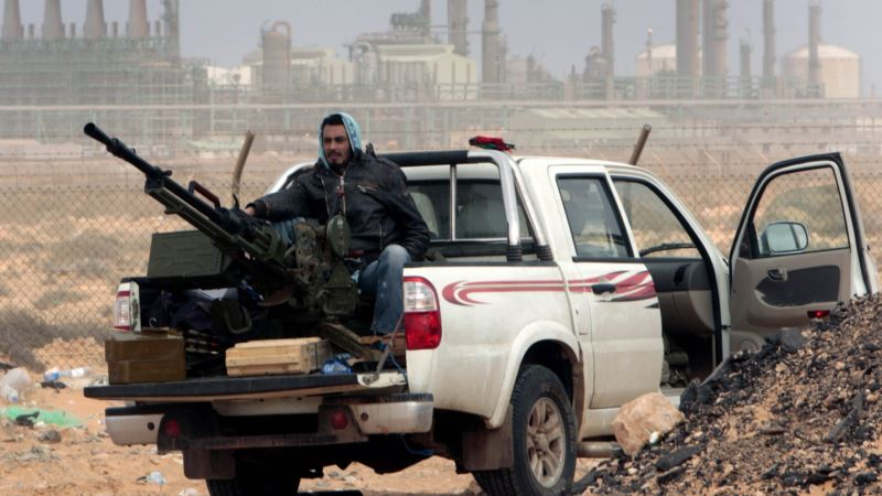 Libyan Economy Faces Possible Collapse, Diplomat Warns