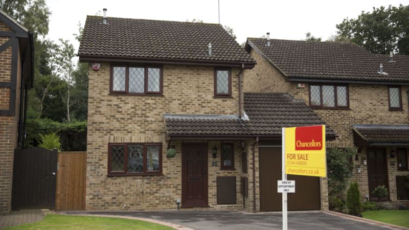 House That Served as Harry Potter's Privet Drive Home Is for Sale