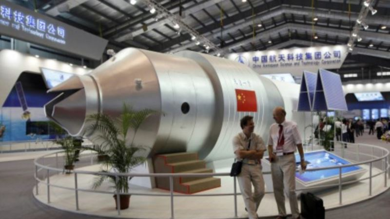 China to Launch Second Space Lab; Manned Mission Set for October