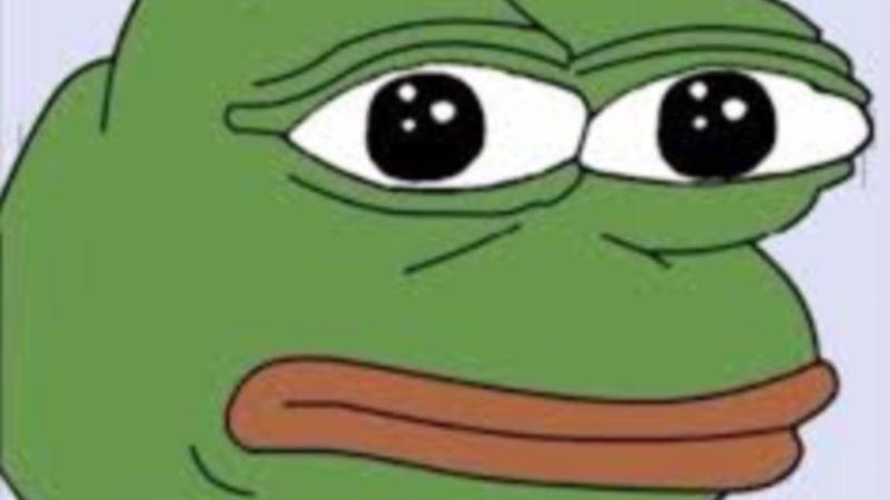 Cartoon Frog Called 'Hate Symbol'