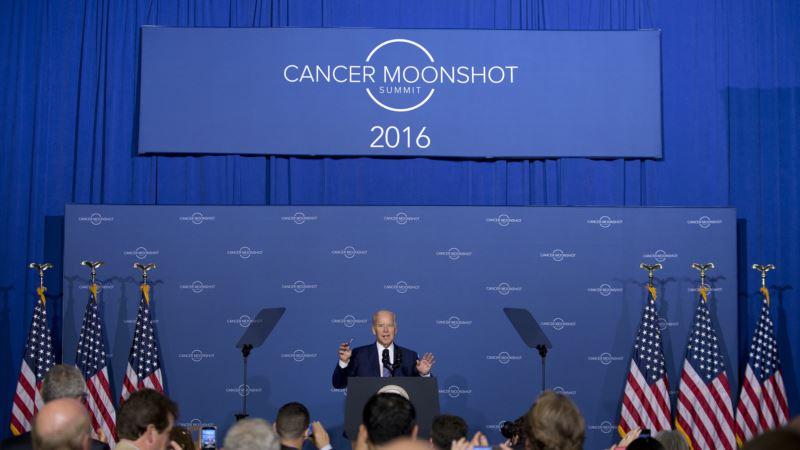 Report Sets Research Priorities for Biden's Cancer 'Moonshot'