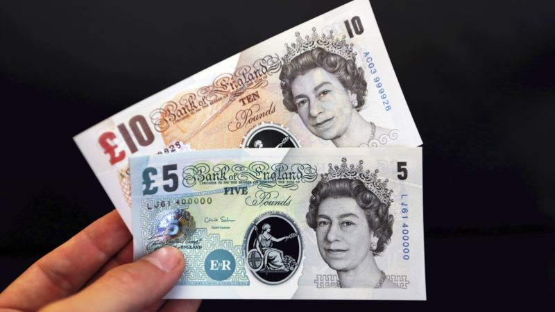 First Plastic Banknotes Enter Circulation in England, Wales