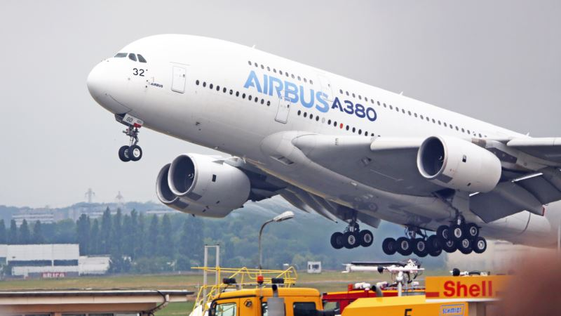 US Approves Iran-Airbus Deal
