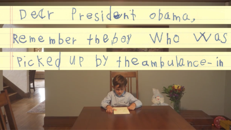 American Boy's Letter to Obama Goes Viral