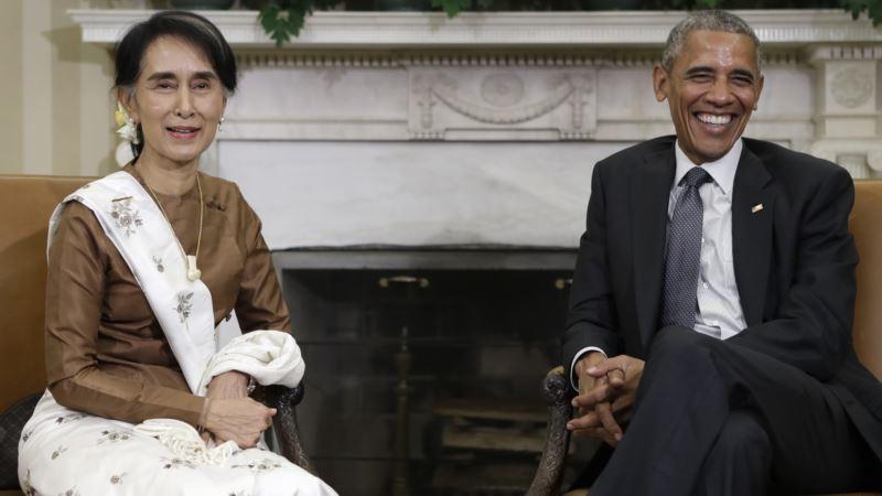 US Prepared to Lift Sanctions on Myanmar