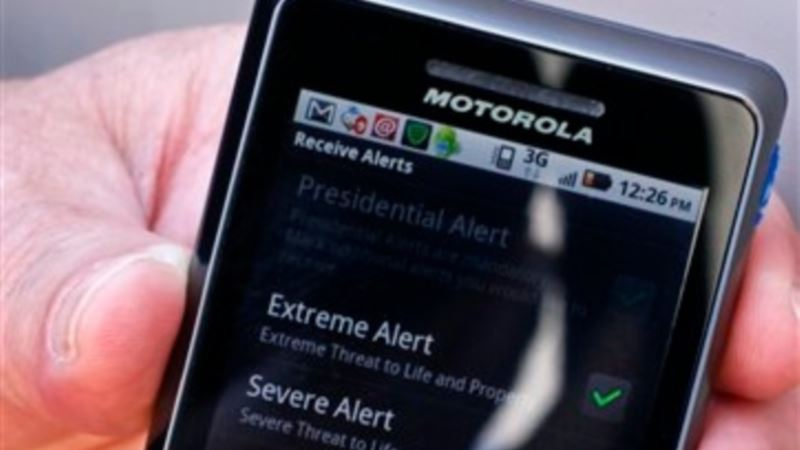 New York Employs Cell Phone Alert System in Bombing Suspect Manhunt