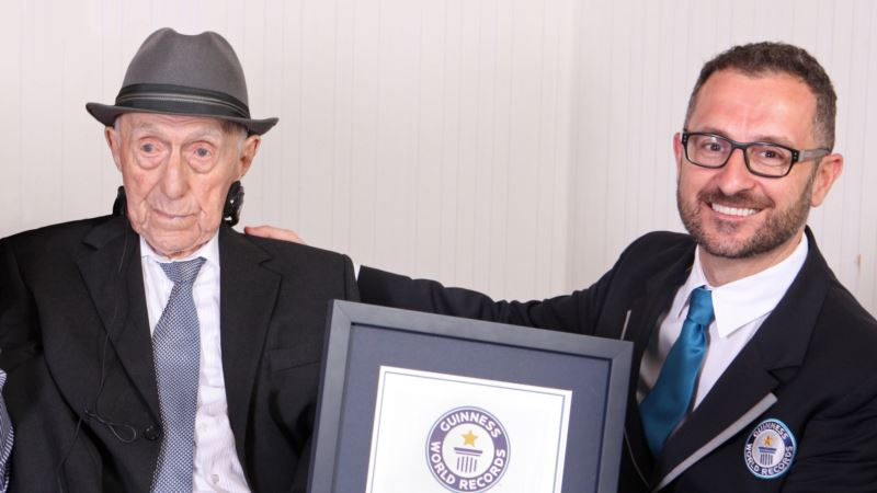 World's Oldest Man to Mark Bar Mitzvah 100 Years Late