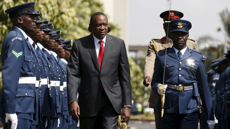 Invest More to Defeat Killer Diseases, Kenyan President Tells African Nations